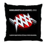 WMA Throw Pillow