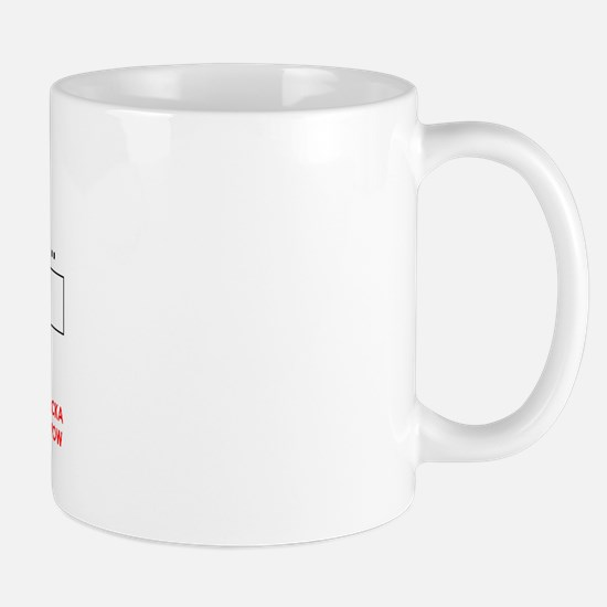 PORN STAR LOADING... Mug