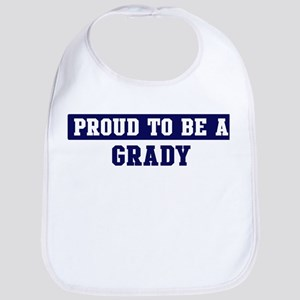 Proud to be Grady Bib