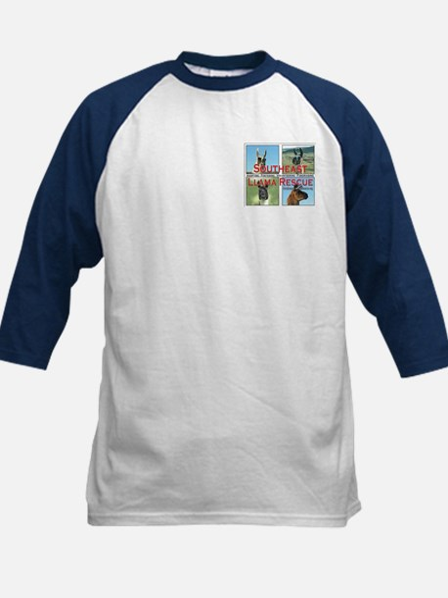SELR Llama Kids Baseball Jersey
