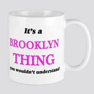 It's a Brooklyn thing, you wouldn't u Mugs