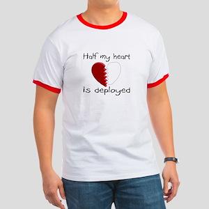 Half My Heart Is Deployed Ringer T