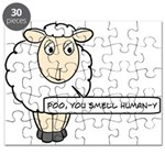 Poo, you smell human-y Puzzle