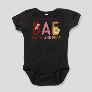 BAE Bacon And Eggs Shirt Body Suit