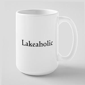 Lakeaholic Travel Mugs