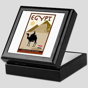 Egypt Keepsake Box