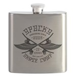 """Spock's """"Mommy & Daddy"""" Flask"""