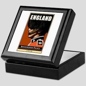 England Keepsake Box