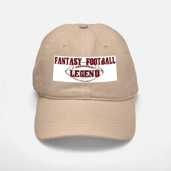 Fantasy Football Legend (new) Baseball Baseball Cap