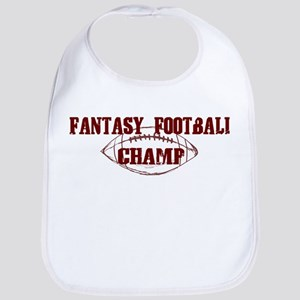 Fantasy Football Champ (new) Bib