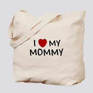 MOTHER'S DAY GIFT I LOVE MY M Tote Bag