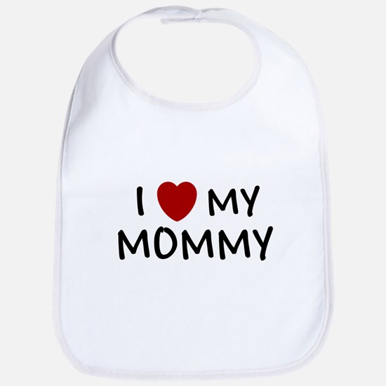 MOTHER'S DAY GIFT I LOVE MY M Bib