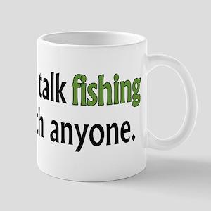 Fishing Talk Mug