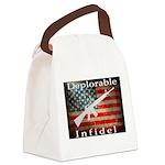 Deplorable Infidel Canvas Lunch Bag