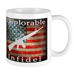 Deplorable Infidel Mugs
