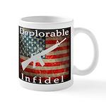 Deplorable Infidel Mugs