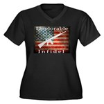 Deplorable Infidel Plus Size T-Shirt