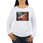 Deplorable Infidel Long Sleeve T-Shirt