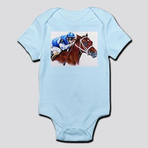 Smarty Jones Body Suit
