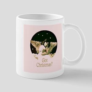 Pink Got Christmas Angel Mug
