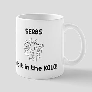 Serbs do it in a Kolo Mug