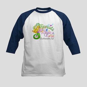 Mermaids & Magic Kids Baseball Jersey