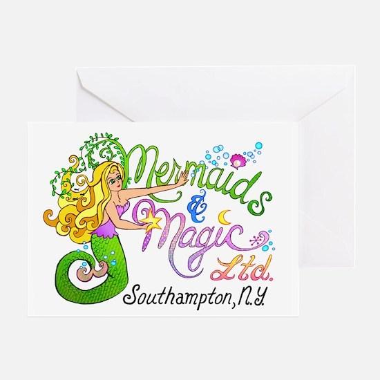 Mermaids & Magic Greeting Card