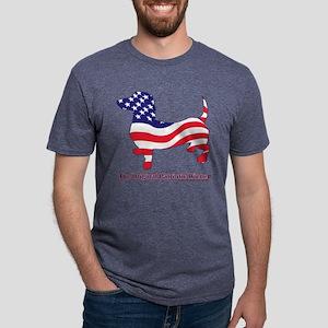 Original Patriotic Wiener Dac T-Shirt