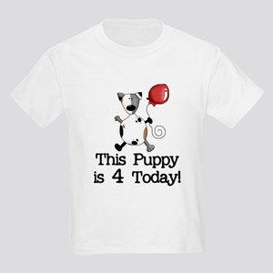 This Puppy is 4 Kids Light T-Shirt