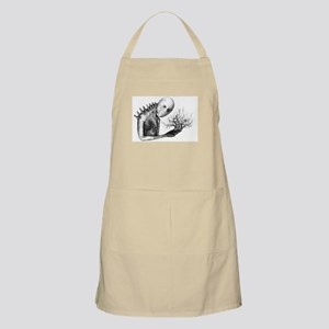 waiting for the swing BBQ Apron
