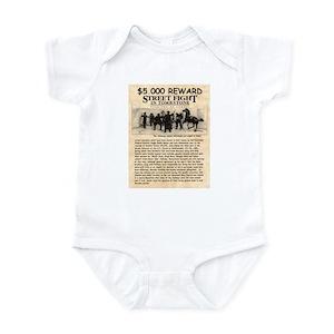 580cacf5cea3a Tombstone Az Wyatt Earp Ok Corral Baby Clothes   Accessories - CafePress