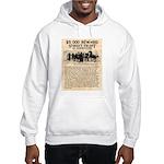 OK Corral Reward Hooded Sweatshirt