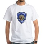 Orland Police White T-Shirt