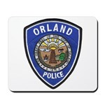 Orland Police Mousepad