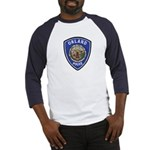 Orland Police Baseball Jersey
