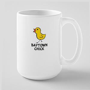 Baytown Chick Large Mug