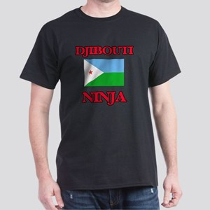 Djibouti Ninja T-Shirt