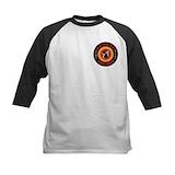 San soo kung fu Baseball T-Shirt