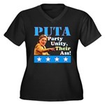PUTA (not PUMA) Hillary Clinton Women's Plus Size
