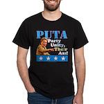 PUTA (not PUMA) Hillary Clinton Dark T-Shirt
