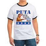 PUTA (not PUMA) Hillary Clinton Ringer T