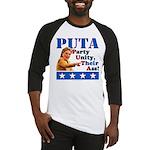 PUTA (not PUMA) Hillary Clinton Baseball Jersey