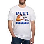 PUTA (not PUMA) Hillary Clinton Fitted T-Shirt