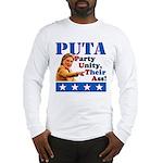 PUTA (not PUMA) Hillary Clinton Long Sleeve T-Shir