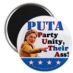 PUTA (not PUMA) Hillary Clinton 2.25
