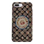 Floral Needlepoint iPhone 8/7 Plus Tough Case