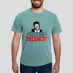TRUMP NO Sense of Decency T-Shirt
