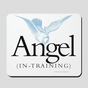 Angel-In-Training Mousepad