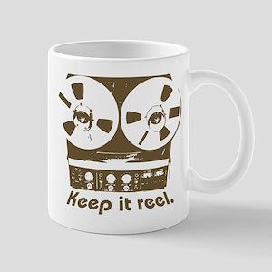 Keep It Reel Mug