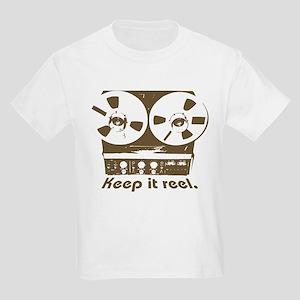 Keep It Reel Kids Light T-Shirt